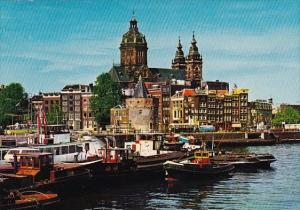 Netherlands Amsterdam Prins Hendrikkade