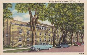 New York Dunkirk Brooks Memorial Hospital