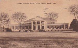 Massachusetts Amherst Amherst Alumni Gymnasium Amherst College 1938