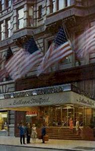 The Bellevue Stratford Philadelphia PA Unused