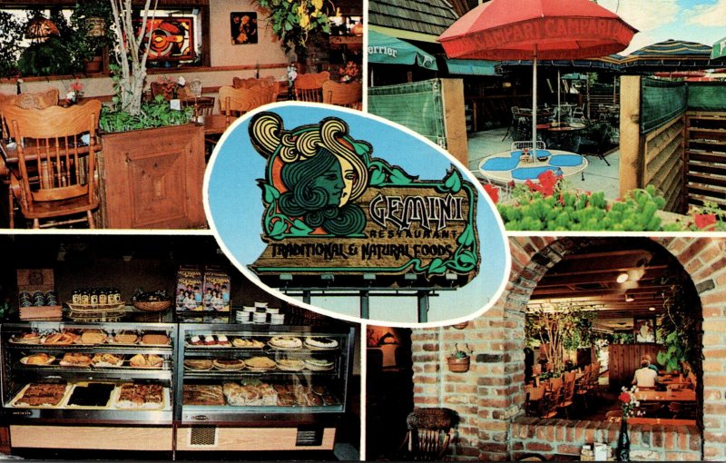 Colorado Wheat Ridge Gemini Restaurant