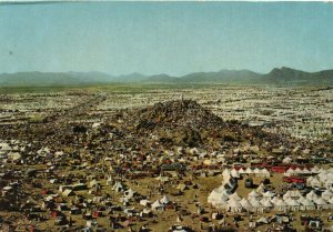 PC CPA SAUDI ARABIA, GENERAL VIEW OF ARAFAT, Modern Postcard (b15869)
