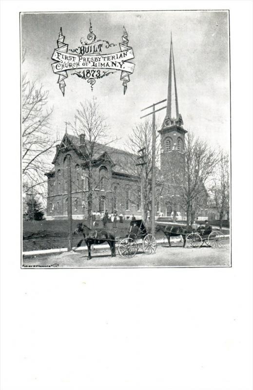 16878  NY Lima  First Presbyterian Church