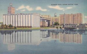 Iowa Cedar Rapids Quaker Oats