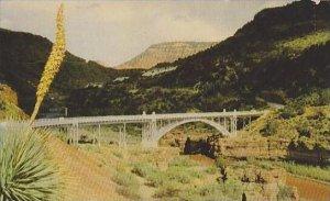 Arizona Salt River Canyon Highway Bridge