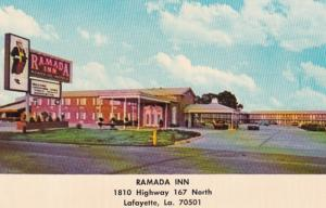 Louisiana Lafayette Ramada Inn Highway 167 North