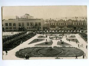 171006 CONSTRUCTIVISM Russia SVERDLOVSK Square Vintage PHOTO