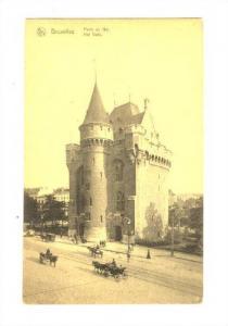 Hal Gate, Bruxelles, Belgium, 1900-1910s