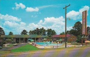 Georgia Columbus Camellia Court & Swimming Pool