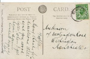 Family History Postcard - Hinson - Withington - Manchester - Ref 2829A