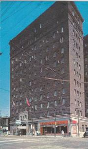 Exterior Street View, The Ford Hotel, Toronto, Ontario, Canada, 40-60's
