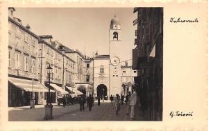 Croatia Dubrovnik, Tosovic, Postcard