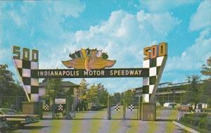 Indiana Indianapolis Main Gate Indianapolis Motor Speedway