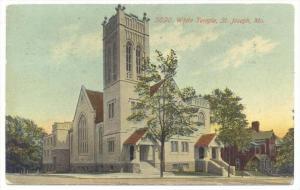White Temple, St. Joseph, Missouri, PU-1911