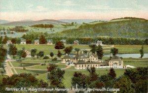NH - Hanover. Mary Hitchcock Memorial Hospital, Dartmouth College