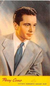 Perry Como Victor's Romantic Ballad Man Unused