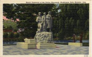 Muskingum Park Marietta OH Unused