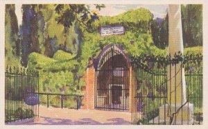 Virginia Mount Vernon The Tomb Of Wishington
