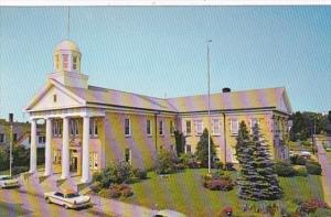 Wisconsin Dodgeville Court House