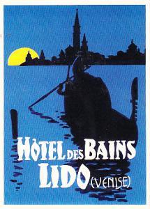 Hotel des Bains - Lido (Venice) Poster