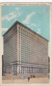 CHICAGO, Illinois , 1910s ;Illinois-Merchants Trust Building
