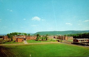 New York Binghamton Harpur College Students' Residence Halls