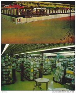 [BC] , United News (Book Wholesalers) , Calgary , Alberta, Canada , 1940-60s