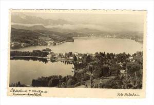 RP, Karawankenblick, Pörtschach am Wörthersee (Carinthia), Austria, 1920-1940s