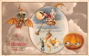 Halloween 1923 light wear