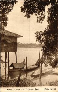 CPA INDONESIA Zeekust Van Tjilatjap Java (341974)