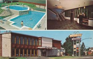 Motel Le Grand Bien Inc. , GRANBY , Quebec , Canada , PU-1970
