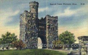 Bancroft Tower - Worcester, Massachusetts MA