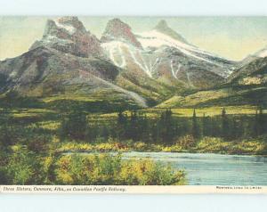Unused Pre-1907 NATURE VIEW SCENE Conmore Alberta AB o0990