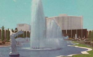 LAS VEGAS, Nevada, 1940-1960's; Caesars Palace Casino #2