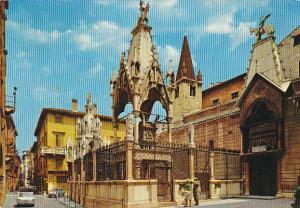 Italy Verona Arche Scaligere