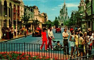 Florida Walt Disney World Main Street U S A