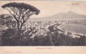 Italy Napoli Panorama dal Vemero