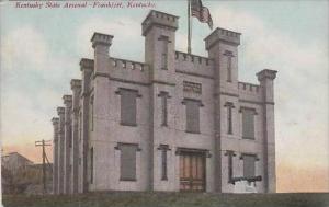 Kentucky Frankfort Kentucky State Arsenal