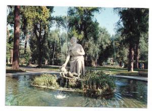 Italy Roma Fontana dei Mose Rome Fountain of Moses 4X6