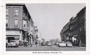 Pennsylvania Somerset North Centre Avenue