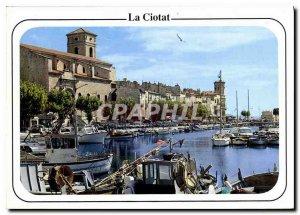 Modern Postcard La Ciotat
