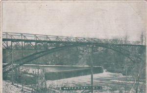 Bridge, Waterport, New York, 10-20s