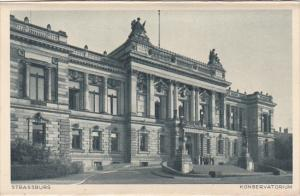 Austria Strassburg Konservatorium