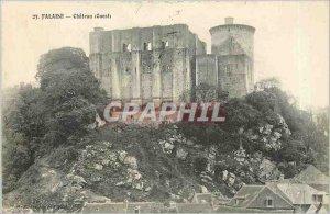 Postcard Old West Cliff Castle