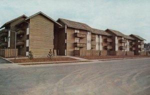 NORTH BEND , Oregon , 1950-60s ; Senior Citizen Housing Development