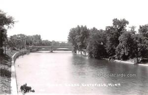 River Scene Northfield MN Unused
