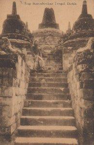 Trap Boeroeboedoer Tempel , DJOKA , Indonesia , 00-10s