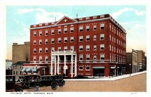 massachusetts  Gardner  Colonial Hotel
