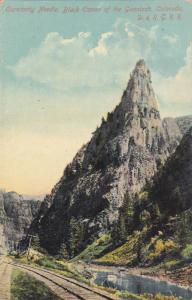 D.&R.G.R.R.,Curecanty Needle,Black Canon of the Gunnison,Colorado,00-10s