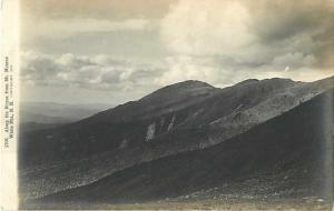 1908 RP Slopes from Mt Monroe White Mountians New Hampshire